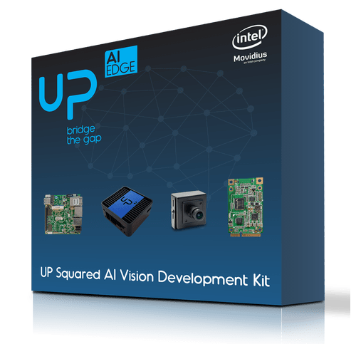 UP Squared AI Vision  kit