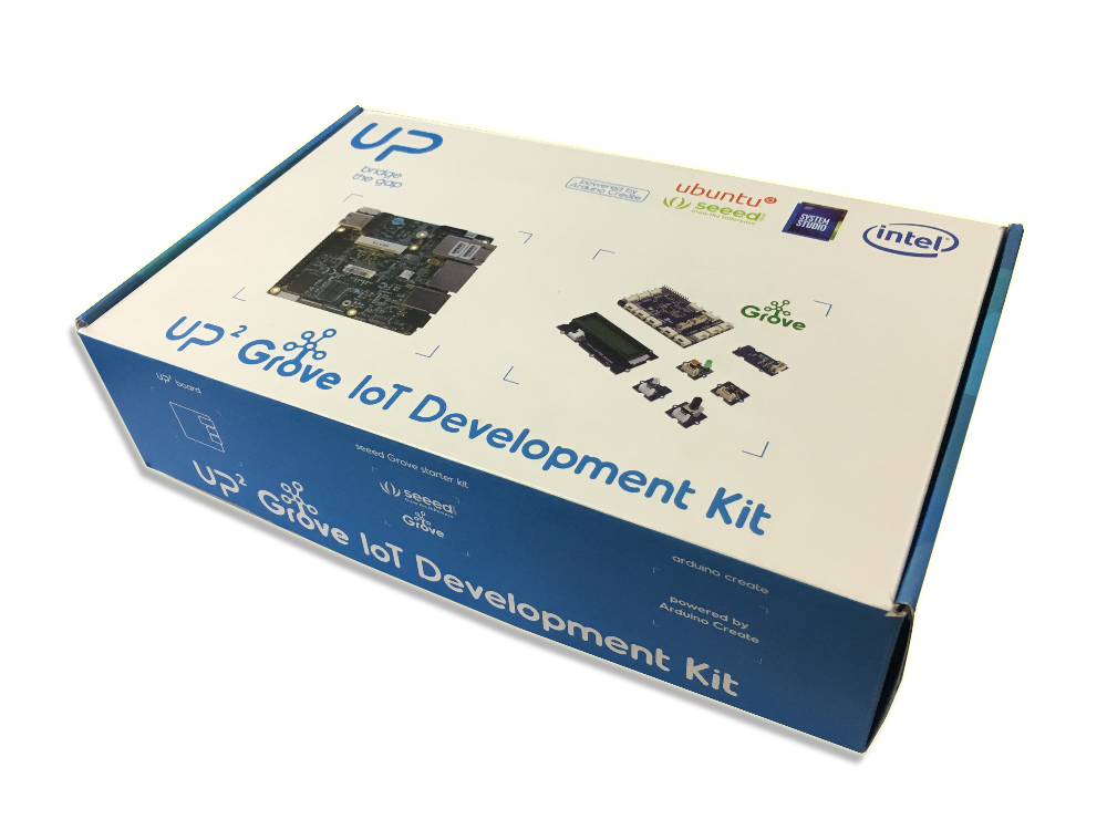 UP Squared Grove IoT Kit